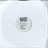 Front View : Jordan Fields/ Isallus/ Underground Dubs - IF YOU KNOW EP - Rare Trax Records / RTRX005