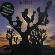 Front View : DJ Koze - KNOCK KNOCK (DIGIPAC CD) - Pampa Records / PampaCD013