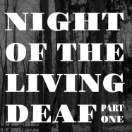 Front View : Christian Morgenstern - NIGHT OF THE LIVING DEAF PART 1 - Forte Records / FORTE001RP