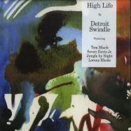 Front View : Detroit Swindle - HIGH LIFE ( CD) - Heist Recordings / HEISTCD01
