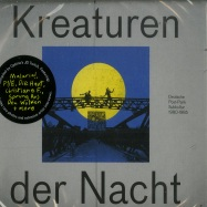 Front View : Various Artists - JD TWITCH PRESENTS KREATUREN DER NACHT (CD) - Strut / STRUT196CD / 05170152