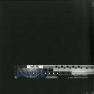 Front View : Infiniti aka Juan Atkins - SKYNET (2LP+MP3) - Tresor / Tresor105