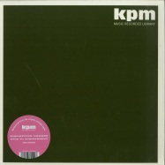 Front View : Nick Ingman - DISTINCTIVE THEMES / RACE TO ACHIEVEMENT THE KPM REISSUES)(LP, 180 G VINYL) - Be With Records / BEWITH042LP