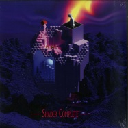 Front View : Sacred Tapestry - SHADER COMPLETE (2LP) - Aguirre Records / ZORN 56