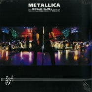 Front View : Metallica - S&M (3LP) - Blackened / BLCKND015-1 / 7320908