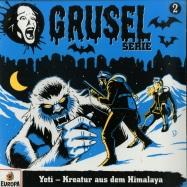 Front View : Gruselserie - YETI - KREATUR AUS DEM HIMALAYA (LP) - Europa / 19075899581