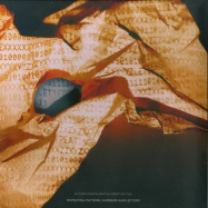 Front View : Mathew Jonson & Agents of Time - REPEATING PATTERN, NUMBERS AND LETTERS (+MP3) - OBSCURA / OBSM008