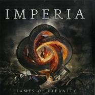 Front View : Imperia - FLAMES OF ETERNITY (LTD LP) - Massacre / MASLP1036 / 8923519