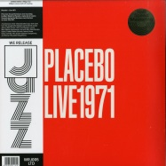 Front View : Placebo (Marc Moulin) - LIVE 1971 (180G,HALF SPEED,OBI,STICKER) - We Release Jazz / WRJ005LTD