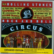 Front View : The Rolling Stones - THE ROLLING STONES ROCK AND ROLL CIRCUS (3LP) - Universal / 7185551