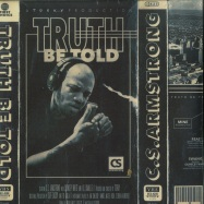 Front View : C.S.Armstrong - TRUTH BE TOLD (LTD BLUE 2LP) - HHV / HHV798