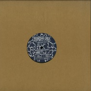 Front View : Border One - INSIGHT EP - Wolfskuil / WOLF043