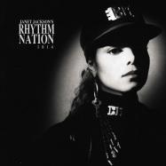 Front View : Janet Jackson - JANET JACKSONS RHYTHM NATION 1814 (LTD.2LP)  - A & M Records / 7765041
