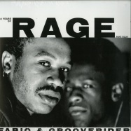 Front View : Fabio & Grooverider - 30 YEARS OF RAGE PART 4 (2XLP) - Above Board Projects / RAGELPPT4