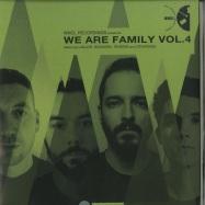 Front View : Various Artists - WE ARE FAMILY VOL. 4 - WNCL Recordings / WNCL035