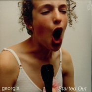 Front View : Georgia - STARTED OUT (LTD LP) - Domino Records / RUG1007T