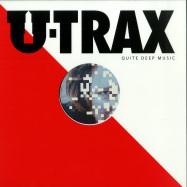 Front View : Sp@sms - TITANIC EP (BLACK VINYL) - U-Trax / 8UTRQDM5