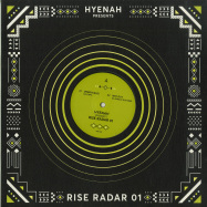 Front View : Various Artists - HYENAH PRESENTS RISE RADAR 01 - Rise Music / RISE005 / RISE05