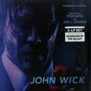 Front View : Tyler Bates & Joel J. Richard - JOHN WICK: CHAPTER 2 O.S.T. (2LP) - Concord Records / 7212298