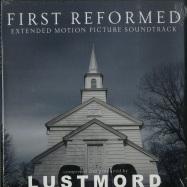 Front View : Lustmord - FIRST REFORMED (CD) - Vaultworks / VAULT331CD / 00137248