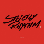 Front View : George Morel / KCYC / Hardrive / Wink / Various Artists - 30 YEARS OF STRICTLY RHYTHM PART ONE (2LP) - Strictly Rhythm / SRCLASSICS06LP