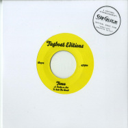Front View : Temu - READY OR NOT / SOCA ELECTRIC (7 INCH) - Tugboat Editions  / TBE710