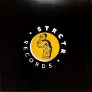 Front View : Frag Maddin - INDUSTRIAL DEAFNESS (NICK BERINGER DUB) - STRCTR Records / STRCTR006