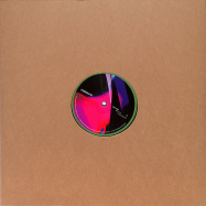 Front View : Jos Lok - THENWHEN EP - Caesura Records / Caesura001