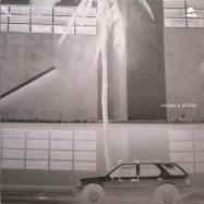 Front View : Actress - KARMA & DESIRE (2LP + MP3) - Ninja Tune / ZEN271