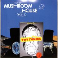 Front View : Various Artists - KAPOTE PRES MUSHROOM HOUSE VOL 1 (2LP) - Toy Tonics / TOYT115