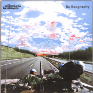Front View : The Chemical Brothers - NO GEOGRAPHY (DELUXE WHITE 180G 3LP) - Virgin / 7728695
