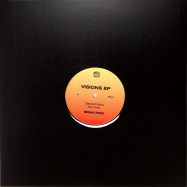 Front View : Brian Ring - VISIONS EP - Clutching At Straws / C.A.S - 003