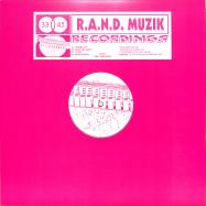 Front View : Jay Gadian - RM12011 - R.A.N.D. MUZIK RECORDINGS / RM12011