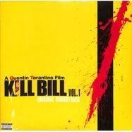 Front View : Various Artists - KILL BILL VOL. 1 - ORIGINAL SOUNDTRACK (LP) - A Band Apart Records 9362485701 / 9688218