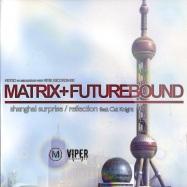 Front View : Matrix vs Futurebound - SHANGHAI SURPRISE / REFLECTION FEAT. CAT KNIGHT - Viper Recordings / mtrrvpr007