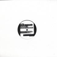 Front View : Xpansul & Damian Schwartz - UMLAUT / BILLY DALESSANDRO & ALEX UNDER MIXES - Truetype Tracks / TT04