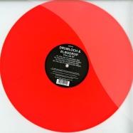 Front View : Drumloch & Elbodrop - COLLAB EP (CLEAR ORANGE VINYL) - Nachtstrom Schallplatten / NST070