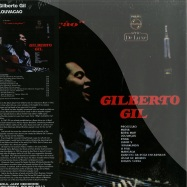 Front View : Gilberto Gil - LOUVACAO (LTD 180G LP) - Universal Sound / uslp52