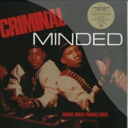 Front View : Boogie Down Productions - CRIMINAL MINDED (2X12 LP) - B-Boy Records / teg76538lp
