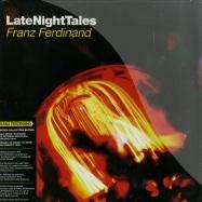 Front View : Franz Ferdinand - LATE NIGHT TALES (2X12 LP, 180G + MP3) - Late Night Tales / alnlp37