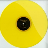 Front View : Various Artists - MOOG YOUR BODY VOL 2 (YELLOW VINYL ONLY) - Polybius Trax / PT002
