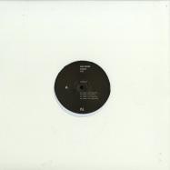 Front View : Coeter One - 110 EP (IXEL / URBANO REMIXES) - Nulabel LTD / NULTD003