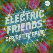 Front View : Der Dritte Raum - ELECTRIC FRIENDS (2X12 LP + MP3) - Der Dritte Raum / DDR014LP