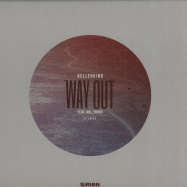 Front View : Kellerkind - WAY OUT (CHRISTIAN NIELSEN REMIX) - Sirion Records / SR042