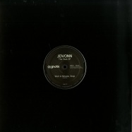 Front View : Jovonn - THE WAIT EP - Dogmatik / Dogm1215