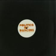 Front View : Andrade - THE BRIDGE EP - Politics Of Dancing / POD011