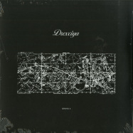 Front View : Drexciya - GRAVA 4 (2X12 INCH LP) - Clone Aqualung Series / CAL009/C25LP