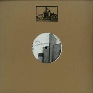 Front View : Myles Serge - WALKING THROUGH CONCRETE EP (INCL AUBREY REMIX) - Made of Concrete / MOC 014