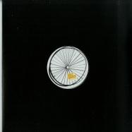 Front View : Oddmann - DARK HABITS EP - Half Baked / HB010