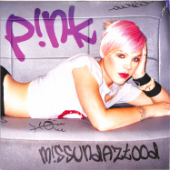 Front View : P!nk - M!SSUNDAZTOOD (180G 2X12 LP + MP3) - Sony Music / 19075807531